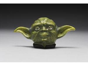 Star Wars Yoda Belt Buckle
