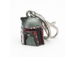 Star Wars Boba Fett Head Key Chain