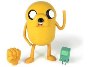 "Adventure Time With Finn & Jake 5"" Action Figure: Stretchy Jake"