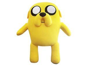 "Adventure Time 22"" Deluxe Plush Slamacow Jake"