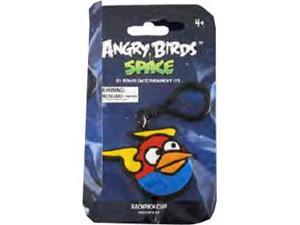 Angry Birds Space PVC Backpack Clip Lightning Blue Bird