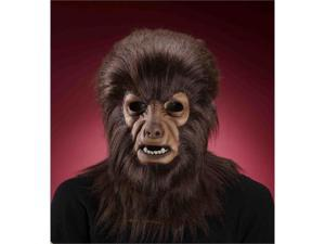 Universal Monster Collector's Edition Wolfman Costume Mask