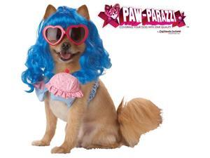 Paw Parazzi California Girl Dog Pet Costume