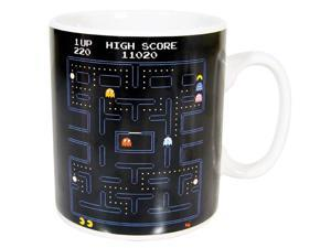 Pac-Man Giant Maze Coffee Mug