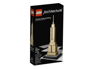 Lego Architecture Series Empire State Building 21002