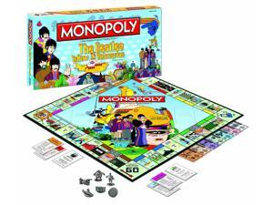 Monopoly The Beatles Yellow Submarine Board Game