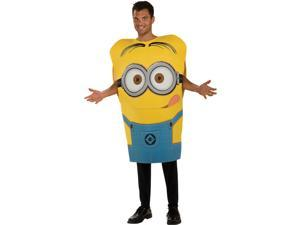 Despicable Me 2 Minion Dave Foam Costume Adult