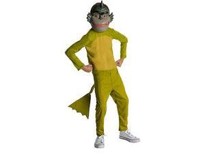 Monsters Vs. Aliens Missing Link Costume Child Medium