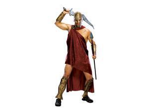 Mens Deluxe Spartan Costume