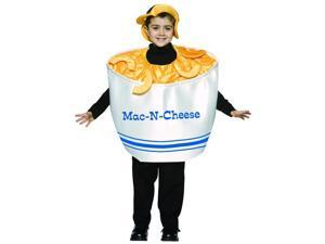 Mac & Cheese Costume Child 4-6