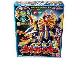 Power Rangers Samurai Sentai Shinkenger Deluxe Daikai-Ou Action Figure