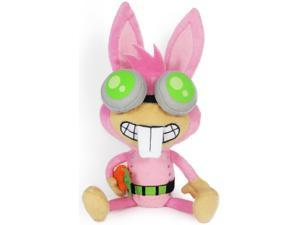 "Poptropica 7"" Plush Dr Hare"
