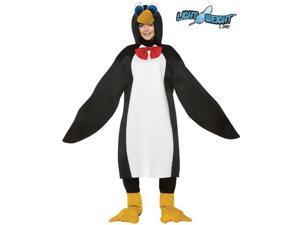 Adult Penguin Costume Rasta Imposta 307