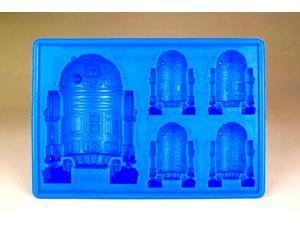 Star Wars R2-D2 Silicon Ice Cube Tray