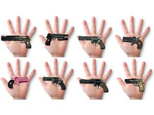 Takara Tomy Arts Miniature The Toy Gun Set Of 8