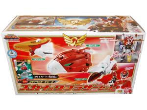 Power Rangers Goseiger Gosei Header Skyick Skyic Brother Set