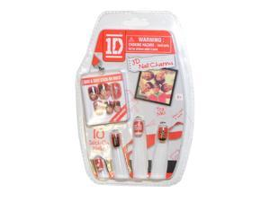 1D One Direction 3D Nail Charms