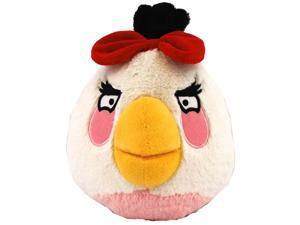"""Angry Birds 5"""" Basic Series 2 Licensed Female White Bird"""