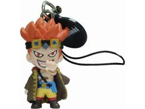 One Piece Log Memories 03 Figure Strap: Eustass Captain Kid