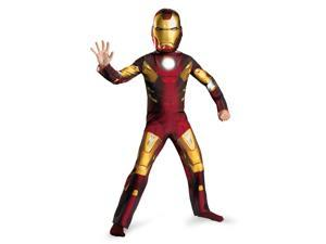 The Avengers Iron Man Mark 7 Classic Jumpsuit Costume Child Toddler