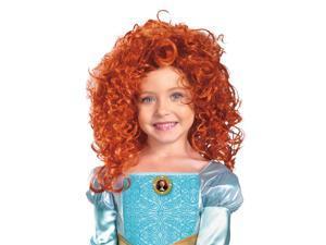 Disney Brave Merida Costume Wig Child