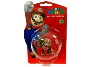 """Super Mario Bros. Nintendo 2"""" Wave 3 Figure Dixie Kong"""