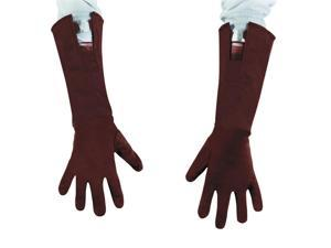 Marvel Studios Captain America Child Gloves Costume Accessory OSFM