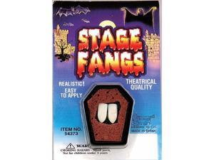 Stage Costume Fangs Vampire