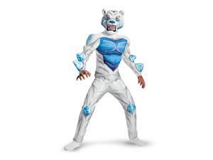 Nickelodeon Monsuno Lock Monster Deluxe Muscle Costume Child