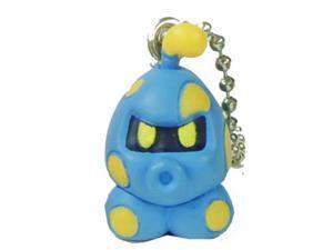 "Super Mario Galaxy 2 Gashapon 1"" Mini Figure Electro Goomba"