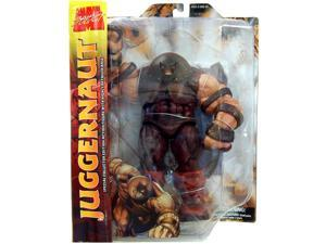 Marvel Select Juggernaut Action Figure With Mask