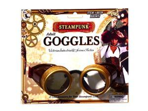 Steampunk Goggles Adult Costume Accessory
