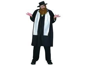 Rabbi Adult Plus Size Costume