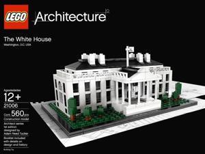Lego Architecture Series The White House 21006