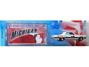 Hot Wheels Connect Cars '65 Pontiac GTO Michigan