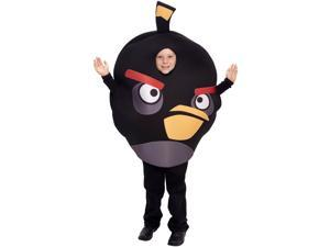 Angry Birds Black Bird Child Costume