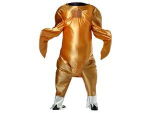 Cooked Gobbler Turkey Costume Adult