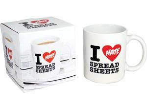 I Hate Spreadsheets Coffee Mug