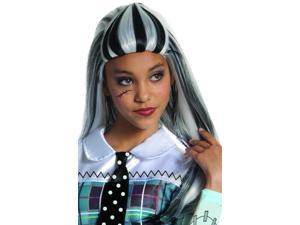 Monster High Frankie Stein Costume Wig