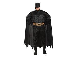 Batman Jumpsuit Costume Adult Plus