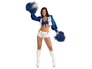 Dallas Cowboys Cheerleaders Sexy Adult Costume