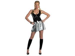 American Gladiators Hellga Adult Costume
