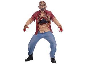 Alien Abduction Adult Male Horror Costume