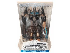 Transformers First Edition Dark Guard Black Optimus Prime Exclusive