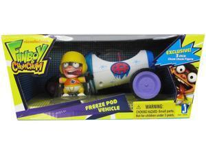 Fanboy & Chum Chum Freeze Pod Vehicle With Chum Chum Figure