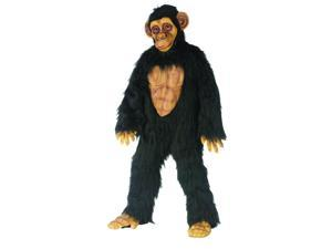 Chimpanzee Child Costume Large