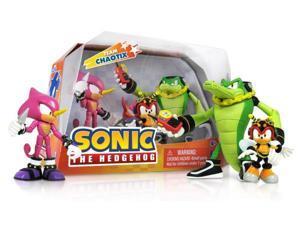 Sonic The Hedgehog Team Chaotix Figure Box Set