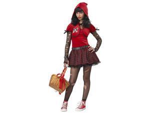 Little Rad Riding Hood Costume Tween