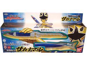 Power Rangers Shinkenger Samurai Sword Sakanamaru