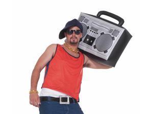 Hip Hop Inflatable Boom Box Radio Costume Prop
